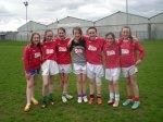 Ballyneale Girls Soccer Team