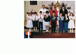 Communion Class of 1993