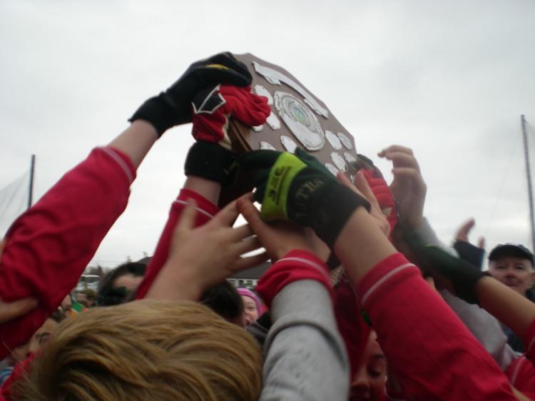 County Champions 2013 Gaelic