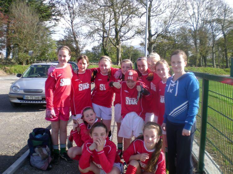 Girls Gaelic