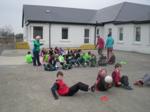 Active Schools Sports Flag_Fun with neighbouring schools