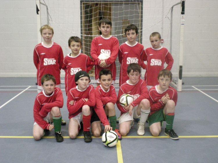 Boys Futsal Team (2)