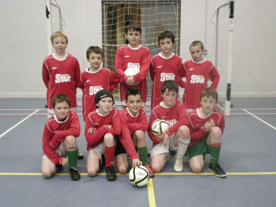 Boys Futsal Team (2)