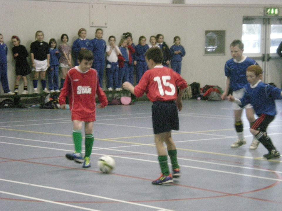 Boys Futsal Team