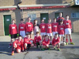 Under-13 Team