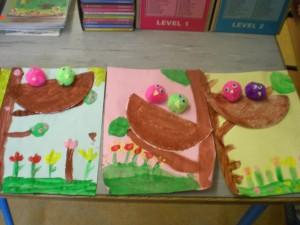 Easter Art-Ms. Dempseys