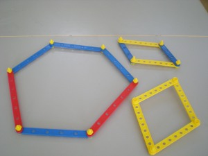 Maths Stations-Shape construction