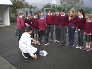Science with Comeragh college