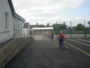 Cycling 3rd and 4th