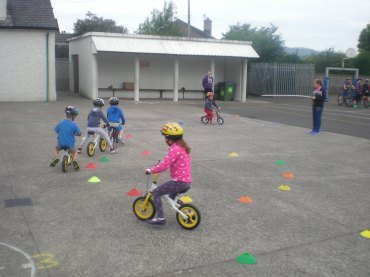 Infants Cycling