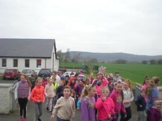 Easter Walk beg